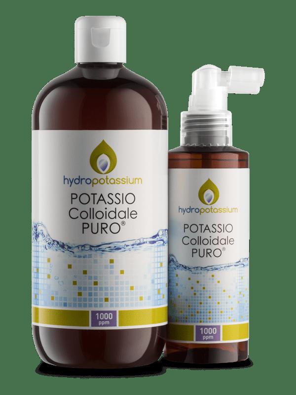 potassio colloidale puro