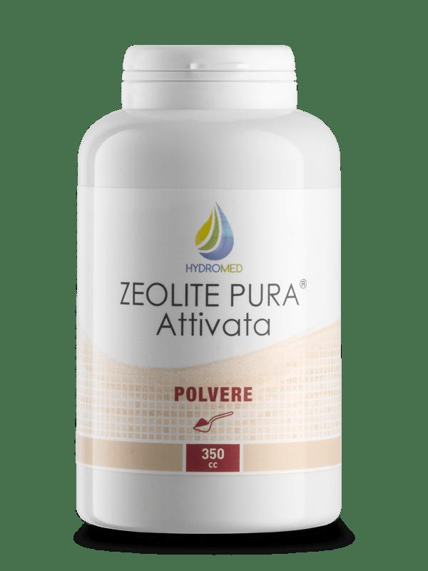ZEOLITE PURA ATTIVATA 350ml polvere