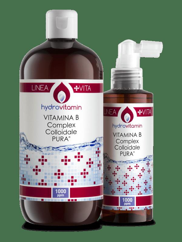 vitamina b complex colloidale pura